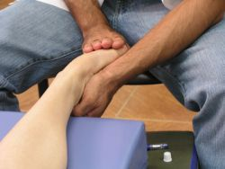 Stopy - masaż